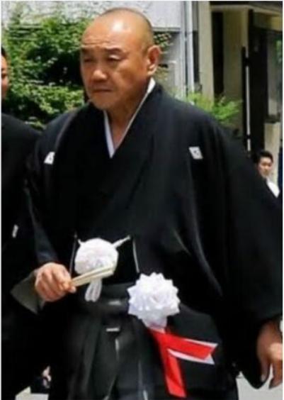 中田 山健 浩司 組